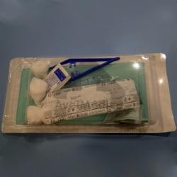 Kit de cateterização Vesical Esterilizado