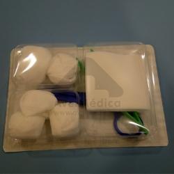 Kit para Tratamento de Feridas Esterilizado