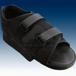 Sapato Pós-Operatório com Salto