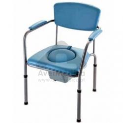 Cadeira de quarto sanitária