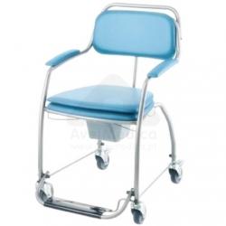 Cadeira de Toilette/Sanitária Omega Móvel