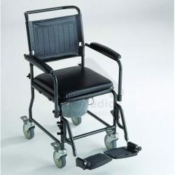 Cadeira Sanitária Cascata Preto