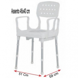 Cadeira Wc portátil