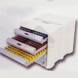 Caixa com gavetas Medicação