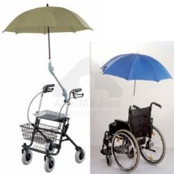 Guarda chuva/sol para cadeiras ou andarilhos