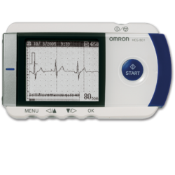 Eletrocardiógrafo Portátil