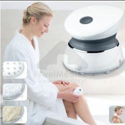 Aparelho peeling e massagem á prova de água