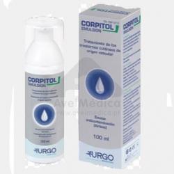 Corpitol Emulsão 100 ml prevenção úlceras pressão