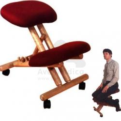 Cadeira Sideal Ekido Madeira Natural
