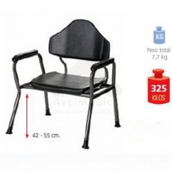 Cadeira XXL