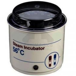 Incubadora de leitura de indicadores biológicos para vapor